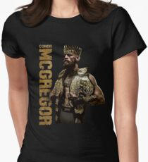 King McGregor Women's Fitted T-Shirt
