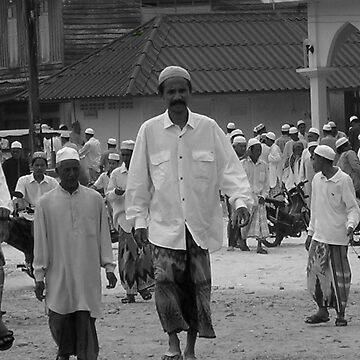 Muslim man  by grazgar