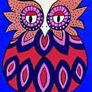Chubby Owl by Shulie1