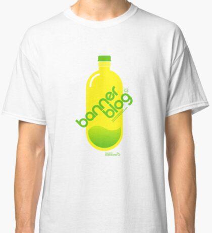 Bannerblog Cannes T-Shirt - 'Water Bottle'  Classic T-Shirt