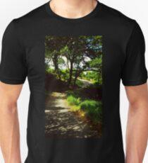 Forrest Walkway Unisex T-Shirt