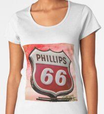Phillips 66 - Sunset Women's Premium T-Shirt