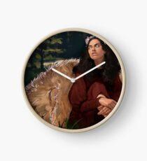 Tarot: Strength Clock