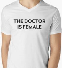 The Doctor is Female T-Shirt