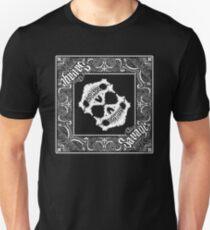 Sharp Savage Bandana Print T-Shirt