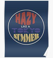 Tokyo Summer  Poster