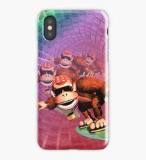 Funky kong iPhone Case/Skin