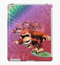 Funky kong iPad Case/Skin