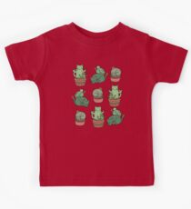 Cactus Cats Kids Clothes