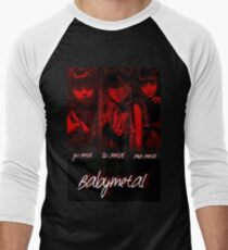 Babymetal- red & black T-Shirt