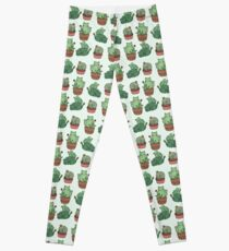 Cactus Cats Leggings