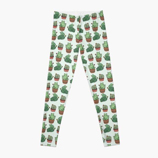 Cactus Cats Leggings