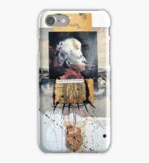HAMBRE (hunger) iPhone Case/Skin