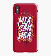 Bayern Munchen : Mia San Mia iPhone Case/Skin
