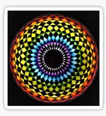 Eye of the Rainbow Sticker