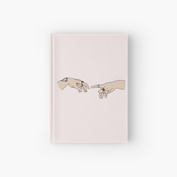 The Creation of Styles - Inspired Sketch Design Hardcover Journal