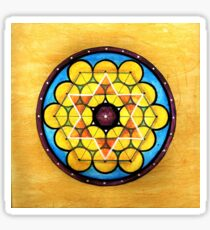 Sacred Circles Sticker