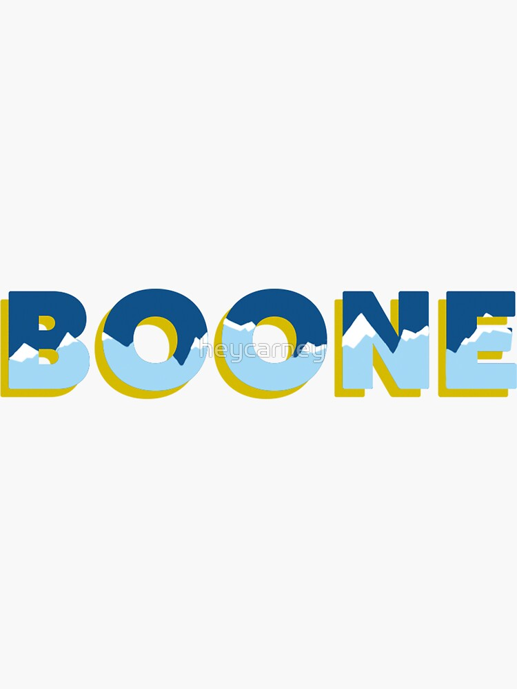 Boone by heycarney