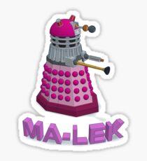 MA_LEK DrWho Sticker