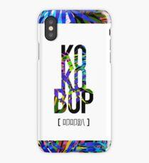 Neon Tropical - KoKoBop (EXO) iPhone Case/Skin