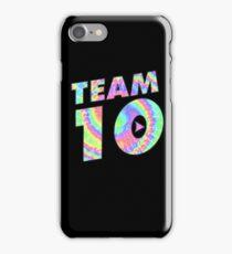 Team 10 Tie Dye Jake Paul iPhone Case/Skin