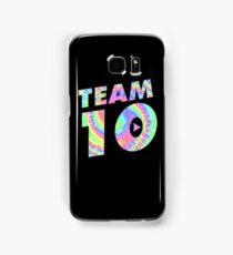 Team 10 Tie Dye Jake Paul Samsung Galaxy Case/Skin