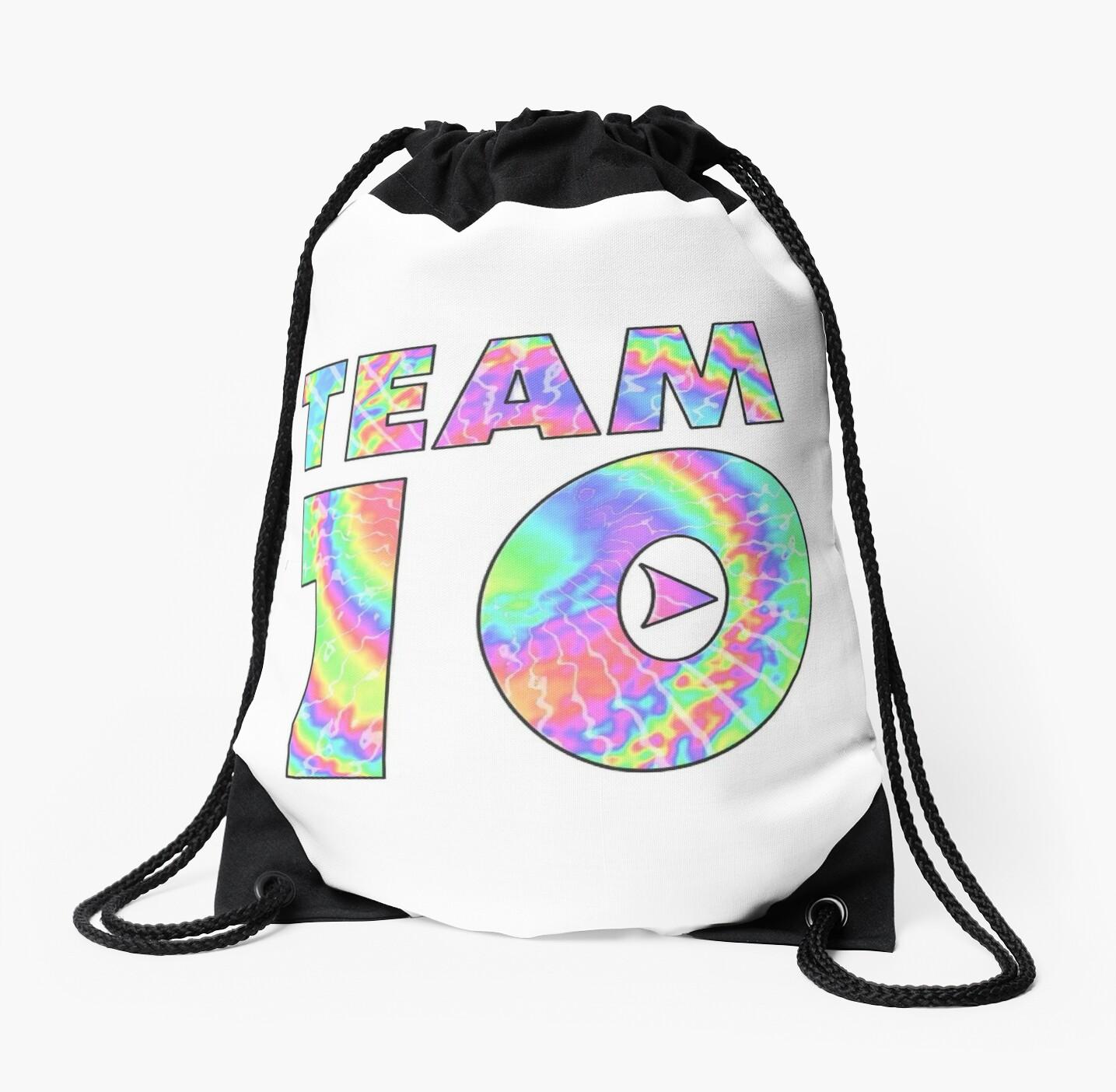 Team 10 Tie Dye Jake Paul
