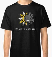 Solar Eclipse 2017 Shirt - Totality Adorable - August 21, 2017 - Black Classic T-Shirt