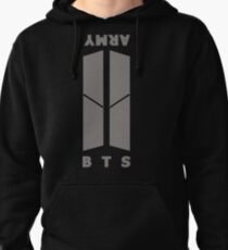 Army BTS Army Pullover Hoodie