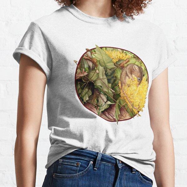 Honey Possum in Dryandra Classic T-Shirt