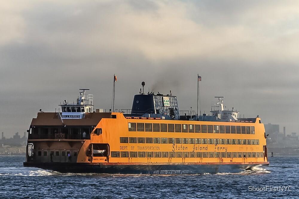 «Big Orange Boat» de Sean Sweeney