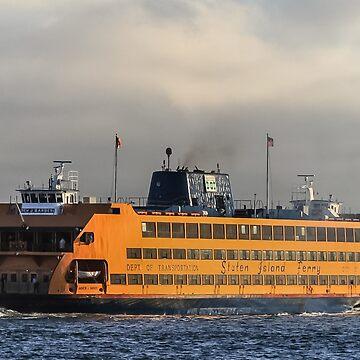Big Orange Boat de ShootFirstNYC