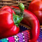 Gemüse olé! von Celeste Mookherjee