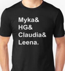 Warehouse 13 Ladies T-Shirt