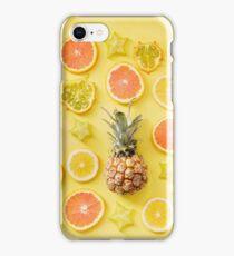 Citrus Party iPhone Case/Skin