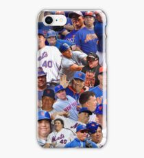 bartolo colón collage iPhone Case/Skin