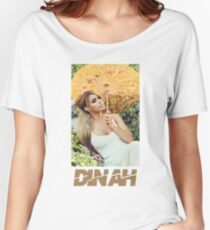 FIFTH HARMONY - DINAH Billboard '17 Women's Relaxed Fit T-Shirt