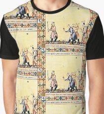 Medieval Baseball Graphic T-Shirt