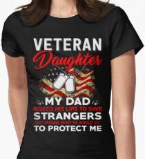 Veterans Protect Daughter T-Shirt