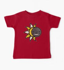 Solar Eclipse 2017 Shirt - Totality Adorable - August 21, 2017 - Sun and Moon Kids Clothes