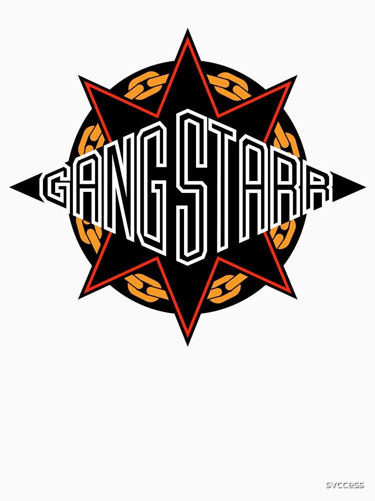 Gangstarr Logo by svccess
