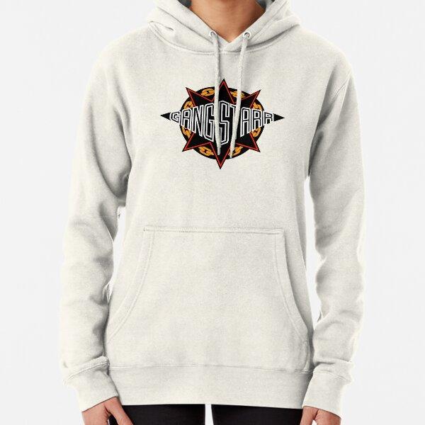 Gangstarr Logo Pullover Hoodie