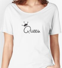 The Crowned Queen Women's Relaxed Fit T-Shirt