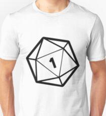 Natural 1 Unisex T-Shirt