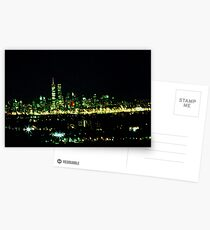 Twin Towers Postcards