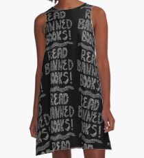 Read Banned Books A-Line Dress