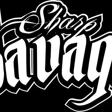 Sharp Savage OG by MookHustle