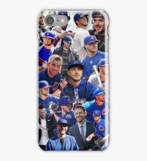 kris bryant collage iPhone Case/Skin