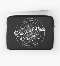 Once Upon A Time / TV / Badge Design Laptop Sleeve