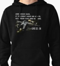 Ar-15 Sell your coat and buy an Ar-15 Pullover Hoodie